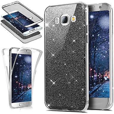 billige Galaxy S3 Etuier / Covere-Etui Til Samsung Galaxy S3 Støtsikker Bakdeksel Glimtende Glitter Myk TPU
