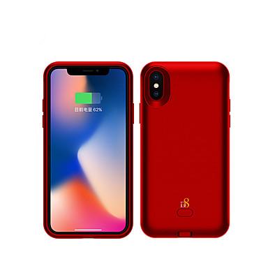 Недорогие Аксессуары для мобильных телефонов-D8 Беспроводное зарядное устройство Зарядное устройство USB USB КК 2.0 / Qi Не поддерживается 1 A DC 5V для iPhone X
