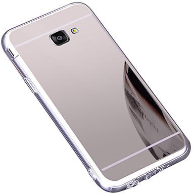 voordelige Galaxy A-serie hoesjes / covers-hoesje Voor Samsung Galaxy A5(2016) Stofbestendig / Spiegel / Ultradun Achterkant Effen TPU