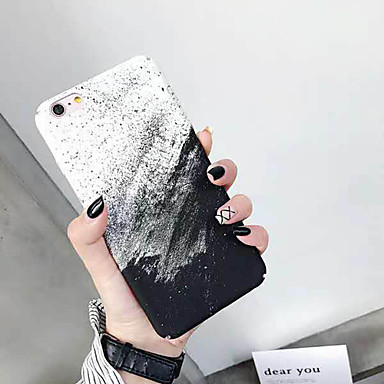 voordelige iPhone 7 hoesjes-hoesje Voor Apple iPhone XS / iPhone XR / iPhone XS Max Stofbestendig / Patroon / Backup Achterkant Kleurgradatie TPU