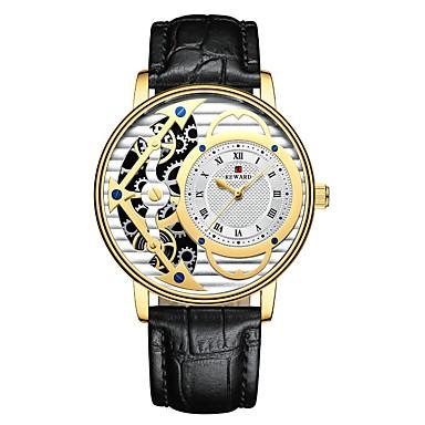 Недорогие Часы на кожаном ремешке-T5 умные часы android ios сердечного ритма стали умный браслет фитнес-трекер мужчины женщины кислород крови водонепроницаемый smartwatch