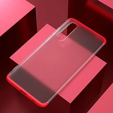 voordelige Galaxy Note-serie hoesjes / covers-hoesje Voor Samsung Galaxy S9 / S9 Plus / S8 Plus Schokbestendig / Mat / Doorzichtig Achterkant Effen / Transparant PC