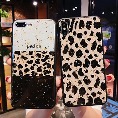voordelige iPhone 6 Plus hoesjes-hoesje Voor Apple iPhone XS / iPhone XR / iPhone XS Max Stofbestendig / Patroon Buideltas Lijnen / golven TPU