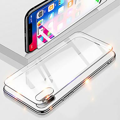Χαμηλού Κόστους Προστατευτικά οθόνης για iPhone-AppleScreen ProtectoriPhone XS Υψηλή Ανάλυση (HD) Προστατευτικό πίσω πλευράς 1 τμχ Σκληρυμένο Γυαλί