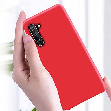 voordelige Galaxy Note-serie hoesjes / covers-Originele vloeibare siliconen zachte TPU telefoonhoes voor Samsung Galaxy Note 10 plus Note 10 Note 9 Note 8 Case schokbestendig
