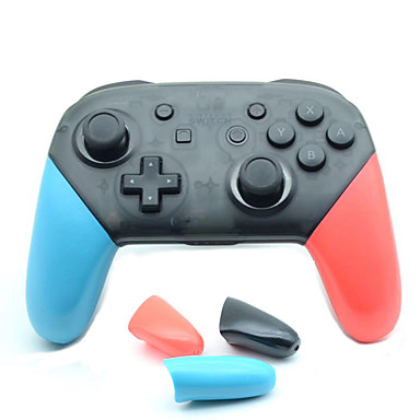 olcso Videojáték tartozékok-Játékvezérlő tokvédő Kompatibilitás Nintendo Switch ,  Új design Játékvezérlő tokvédő ABS + PC 2 pcs egység