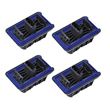 voordelige Noodgereedschap-4 stks voor bmw x3 x5 x6 jack pads onder auto ondersteuning pad oe 51717189259
