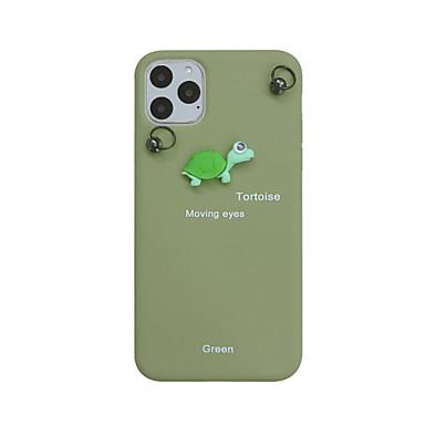 voordelige iPhone X hoesjes-hoesje Voor Apple iPhone 11 / iPhone 11 Pro / iPhone 11 Pro Max Patroon Achterkant dier / Cartoon PC