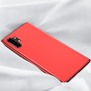 voordelige Galaxy Note-serie hoesjes / covers-hoesje Voor Samsung Galaxy Note 9 / Note 8 / Galaxy Note 10 Flip Volledig hoesje Tegel PU-nahka