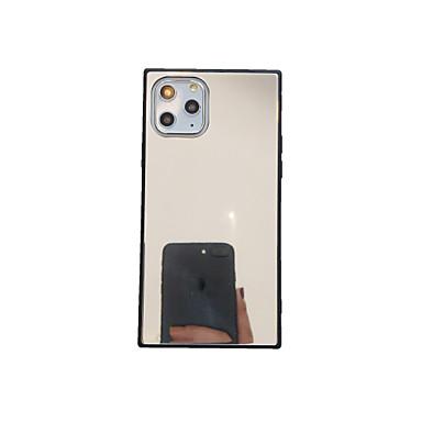 voordelige iPhone-hoesjes-hoesje voor Apple iPhone 11 / iPhone 11 pro / iPhone 11 pro max. ultradunne achterkant effen gekleurde TPU