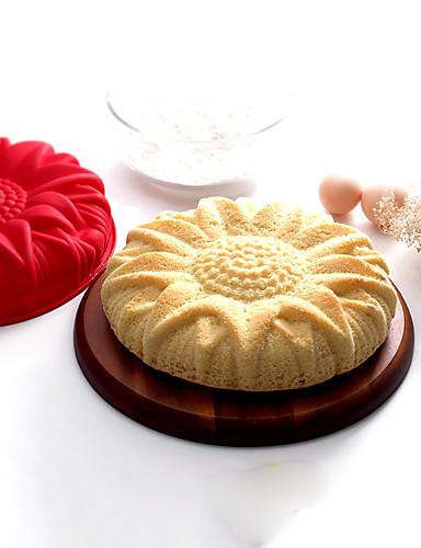 economico Nuovi Arrivi-Strumenti Bakeware Silicone / Materiale ecologico Ecologico / San Valentino Torta / Cioccolato Cartoon forma muffa di cottura