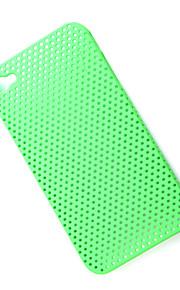 skyddsnät fallet för iPhone 4 (grön)