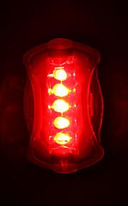 Luces para bicicleta Luz Trasera para Bicicleta LED Ciclismo Luz LED AAA Lumens Batería Ciclismo