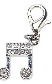 Katzen / Hunde Schilder Silber Metall