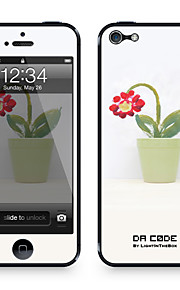"Da Code ™ Skin voor iPhone 4/4S: ""Potten Bloem"" (Creative Series)"