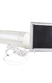 5 LED Innendørs Utendørs Soldrevet Panel Hage bryter Lampe (CIS-57226)