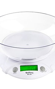 7KG*1G Digital Electronic Kitchen Scales Parcel Food Weight with Bowl