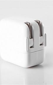 충전기 홈 충전기 전화 USB 충전기 US플러그 1 USB 포트 2.1A AC 100V-240V iPad 제품 아이폰