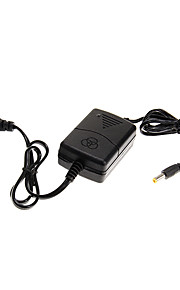 eu plugg dc 12v til AC 110-240v 1a 12W led strømadapter høy kvalitet