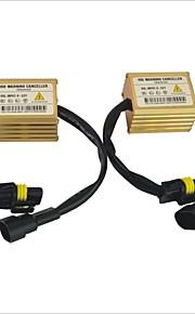 Universal HID Xenon CAN-bus Warning Canceller Decoder Resistor -2PCS
