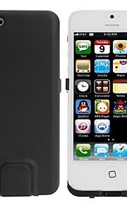 2800mAh ekstern backup batterioplader tilfældet for iphone5 assorteret farve