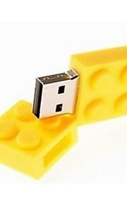 8 GB Pamięć flash USB dysk USB USB 2.0 Kreskówka Niewielki rozmiar