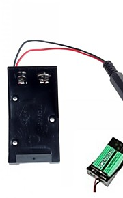 hoge kwaliteit 9V batterij houder voor arduino