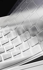 nya tunna tydlig TPU tangentbord täcker flår för macbook näthinnan 12 ''