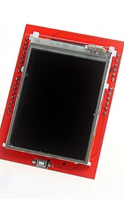 """DIY 2.4"""" TFT LCD Touch Screen Shield Expansion Board for Arduino UNO"""