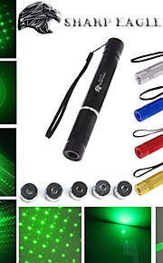 Aluminum Alloy Ponteiro laser