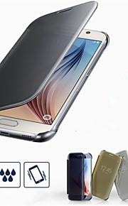 fodral Till Samsung Galaxy Samsung Galaxy-fodral Plätering Fodral Ensfärgat PC för S7 edge S7 S6 edge plus S6 edge S6