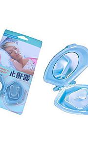 Snorkereduserende produkter Sundhetspleie Snorkereduserende hakestriper Bekvem Avslapning på reisen Ikke Giftig U form 1 stk til