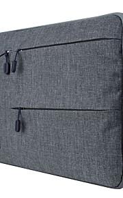 Ärmel Ärmel-Hülle / Hüllen mit Handschlaufe Solide Textil für MacBook Pro 15 Zoll / MacBook Air 13 Zoll / MacBook Pro 13-Zoll