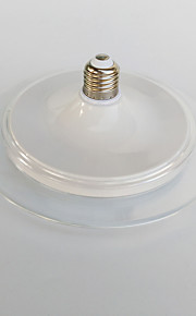 zdm 48w e26 / e27 4500lm akryl ramme ufo utseende led lyspære varm hvit / kul hvit ac220-240v