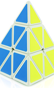 Rubiks terning Shengshou Pyraminx 3*3*3 Let Glidende Speedcube Magiske terninger Puslespil Terning Professionelt niveau Hastighed
