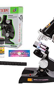 Mikroskoper Pædagogisk legetøj Astronomisk modellegetøj Legetøj Cylinder-formet Børne 1 Stk.