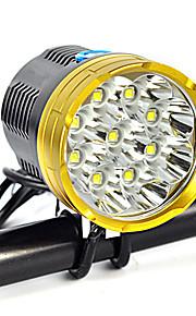 Lanternas de Cabeça Faixa Para Lanterna de Cabeça luzes de segurança Farol Dianteiro LED 18000 lm 1 Modo Cree XM-L T6 Controle de Ângulo