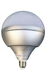 E26/E27 LED-globepærer 50 leds SMD 5730 Varm hvit Kjølig hvit 2300lm 3000-6500K AC 220-240V
