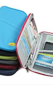 Paspoorthouder & ID-houder waterdicht draagbaar Stofbestendig Opbergproducten voor op reis voorwaterdicht draagbaar Stofbestendig