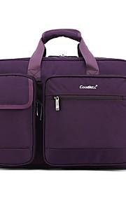 Coolbell 17,3-Zoll-Laptop-Messenger-Tasche Multifunktions-Aktenkoffer Multi-Fach Handtasche für Männer cb-5002
