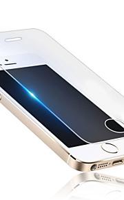 iPhone 5cのための抗スクラッチ超薄型強化ガラススクリーンプロテクター