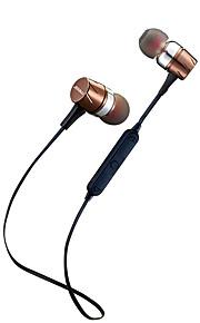 F16 In het oor Draadloos Hoofdtelefoons Dynamisch Muovi Sport & Fitness koptelefoon Met volumeregeling met microfoon koptelefoon