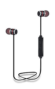 Long Standtime BTH-837 Earbuds (In Ear)With Microphone Volume Control Sports Noise-Cancelling Monitoring Bluetooth