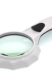 4 X 75 mm Magnifiers / Magnifier Glasses High Definition / LED / Generic