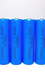 batteri 배터리 케이스 충전식 응급 컴팩트 사이즈 용 18650 18650