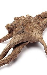 Akváriumdíszek Fa Nem mérgező és íz nélküli Gyanta