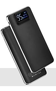Voor Power Bank externe batterij 4.7 V Voor 2 A / # Voor Oplader Zaklamp / Meerdere uitgangen / Super plat LCD