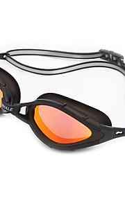 Swimming GogglesAnti-Fog Anti-Wear Waterproof Adjustable Size Anti-UV Scratch-resistant Polarized Lense Shatter-proof Anti-slip Strap