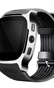 YYTLWT8 Мужчины Смарт Часы Android iOS Bluetooth 2G Спорт Пульсомер Сенсорный экран Израсходовано калорий Длительное время ожидания / Хендс-фри звонки / Таймер / Секундомер / 2 мегапикс.