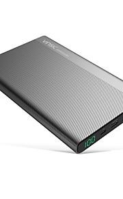 20000 mAh Voor Power Bank externe batterij 5 V Voor 2.4 A / 3 A Voor Oplader Meerdere uitgangen LCD